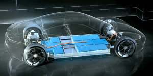 Porsche Mission E Battery Pack