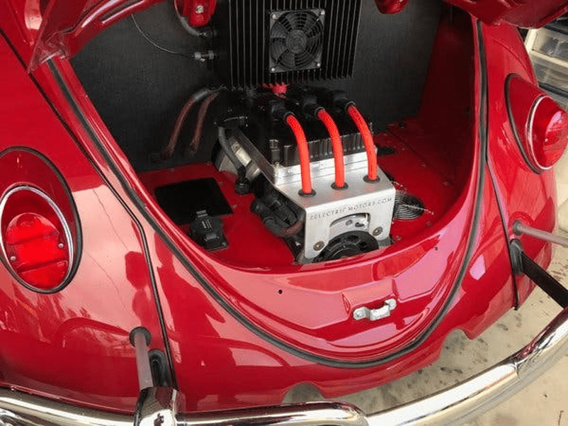 Converting Classic Cars to Electric- Retrofitting Classic Cars with Electric Motors