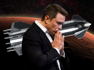 Why Elon Musk Wants to Go to Mars