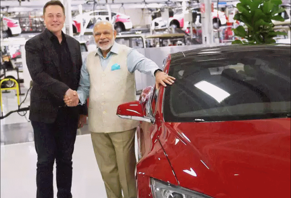 Tesla To Release Order Configurator For India