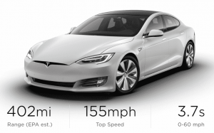 How Tesla's new Model S achieved 400 miles of range