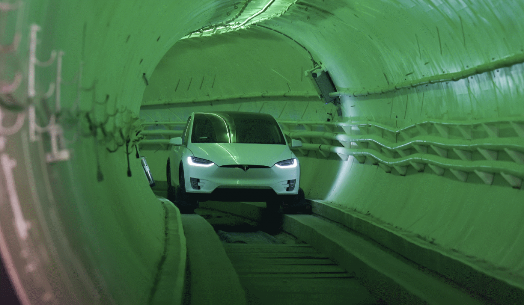 Elon Musk's Boring Company to use Tesla Model S, 3, and X in new 'Loop'