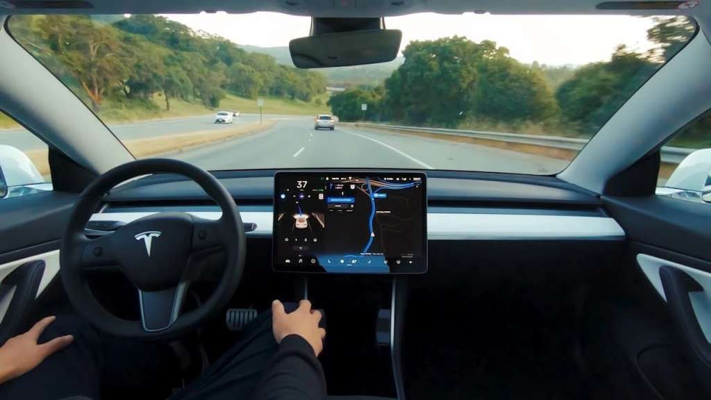 Tesla To Update Model 3 Steering Wheel, Center Console, Headlights And More, Rumor Says