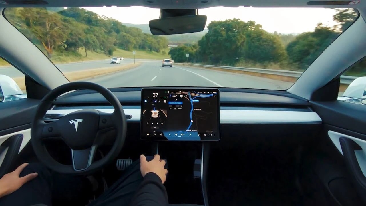 Elon Musk Shares Updates On Tesla's Autopilot Rewrite & Reverse Summon