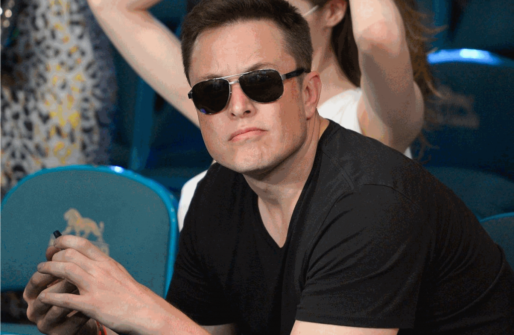 Elon Musk Is Now The Fifth Richest Person In The World