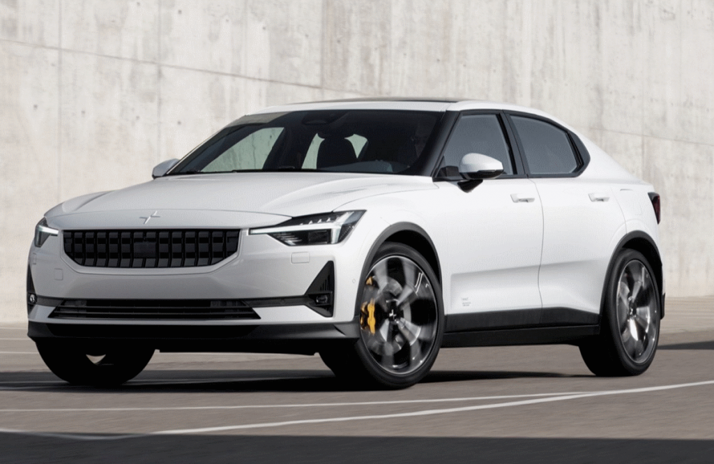 Polestar 2: Volvo's all-new EV and Competitor of Tesla's popular Model 3