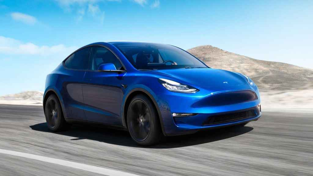 Tesla Model Y Standard Range Killed Off