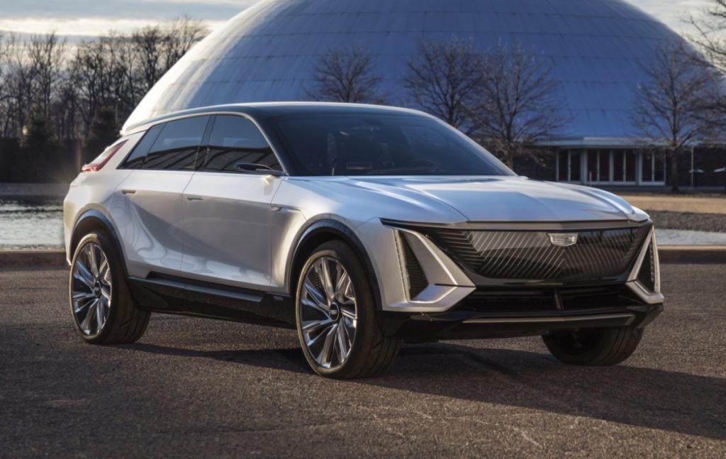 Cadillac reveals all-electric Lyriq SUV loaded with Luxury and Tech