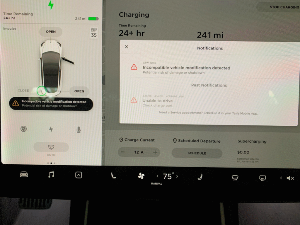 Tesla Fights Back Against Hackers Unlocking Paid Performance Upgrades