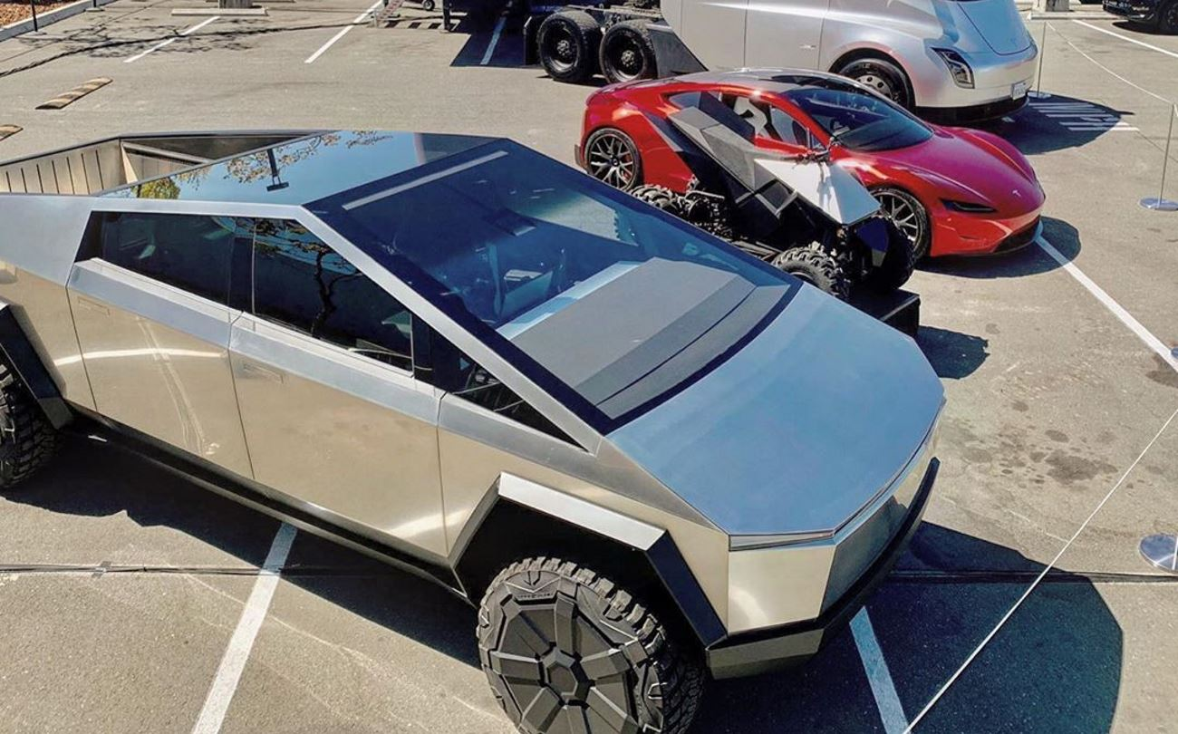 Tesla Battery Day, Tesla's New 4680 Cells Already Deployed In Vehicles