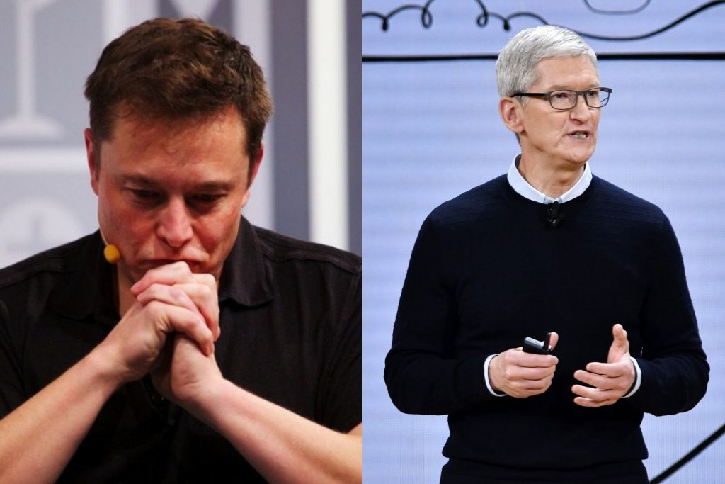 Apple Could Have Bought Tesla For A Fraction Of Its Current Net Worth