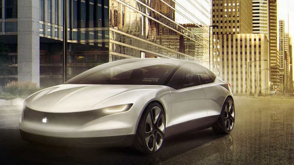 Apple is Working on Self-Driving Chip for a Tesla-like 'Apple Car': Report