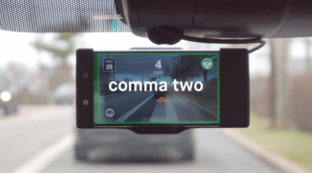 Comma two