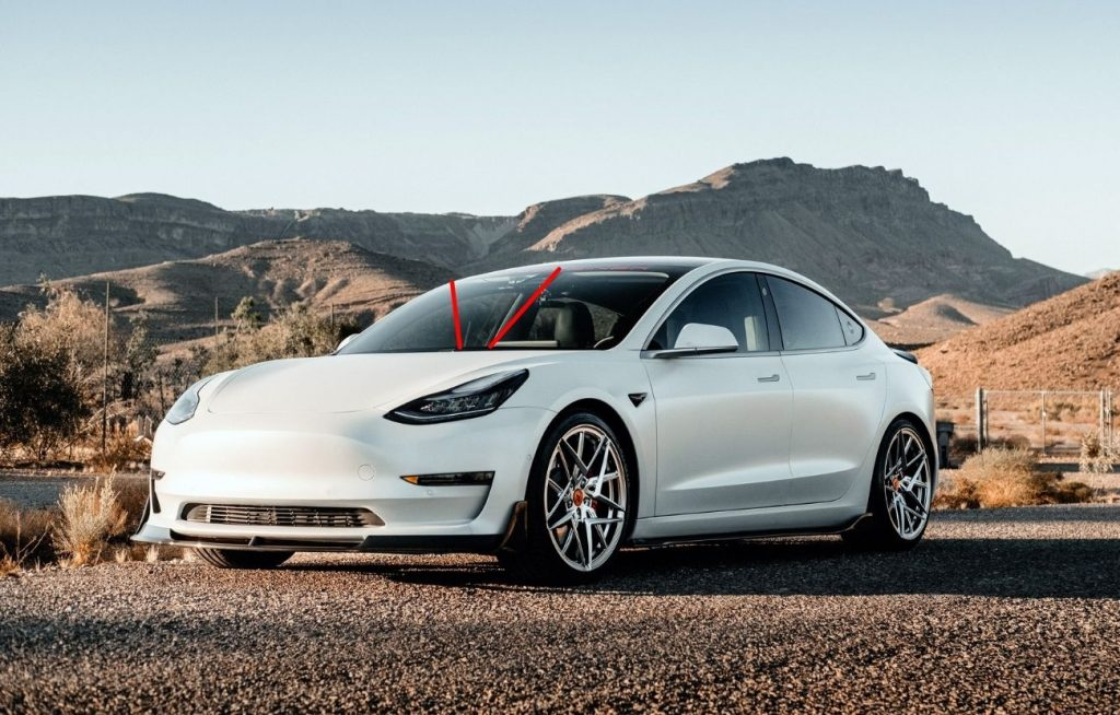 Upcoming Tesla Cars to Use Lasers as Windshield Wipers